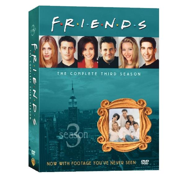 Friends - Season 3 - $10