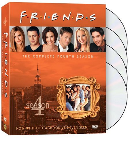 Friends - Season 4 - $10