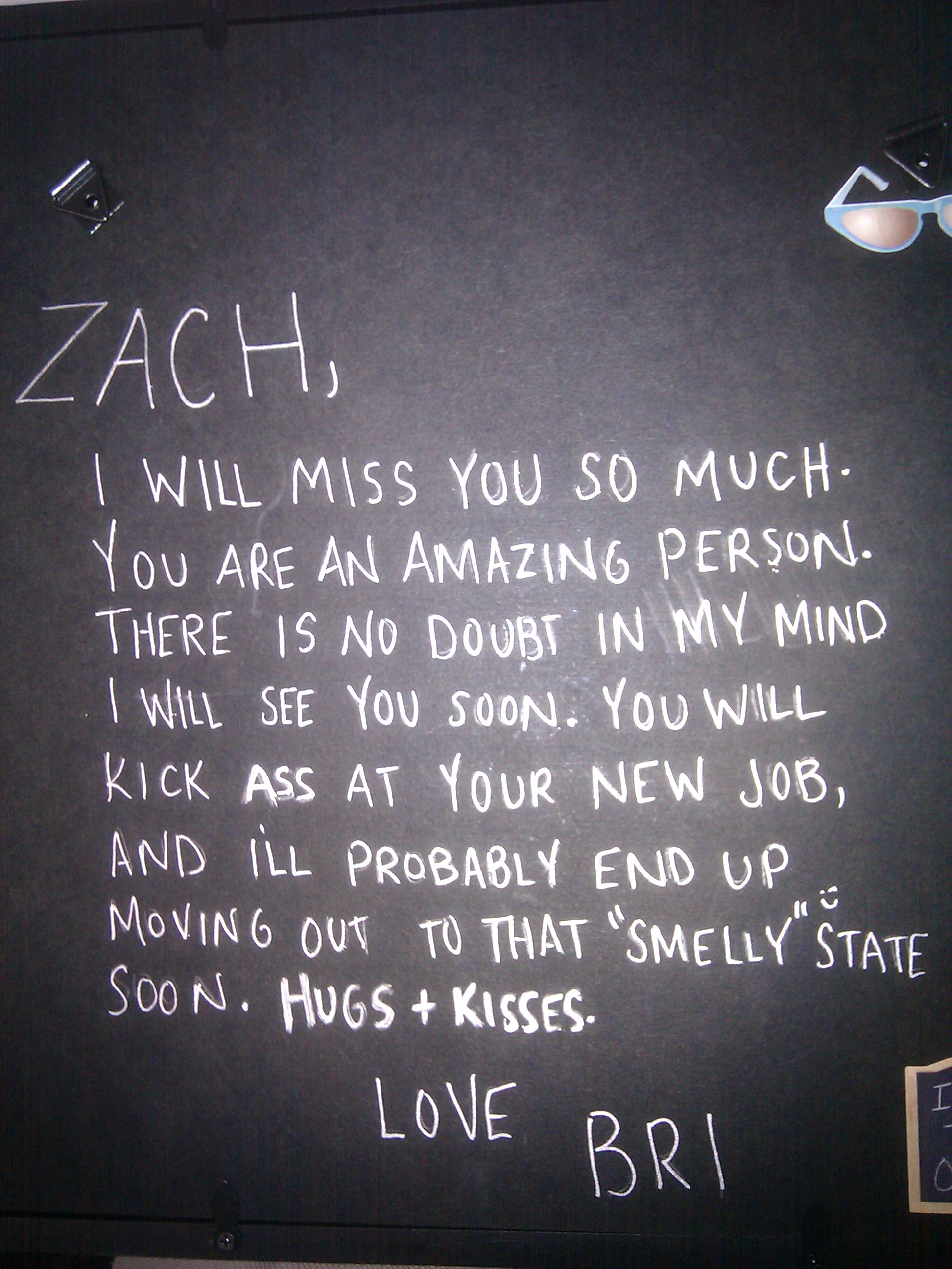 If curiosity can kill a cat, can false hopes kill a Zach?